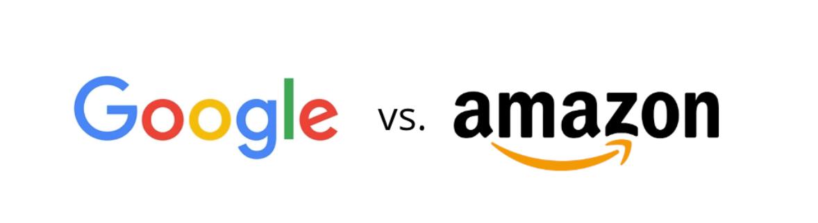 아마존에 반격하는 구글: 효과는 미지수