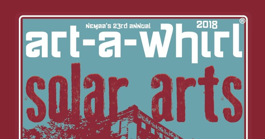 Solar Arts During Art-A-Whirl®