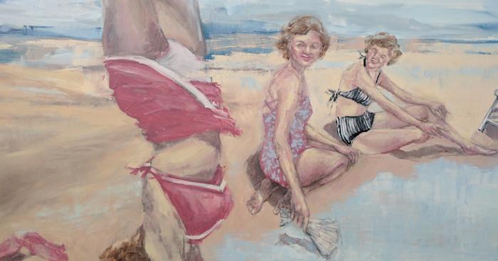 Wanderlust: New Paintings by J. M. Culver
