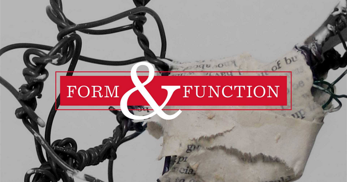 Form & Function opens in JXTA's Emerson Gallery