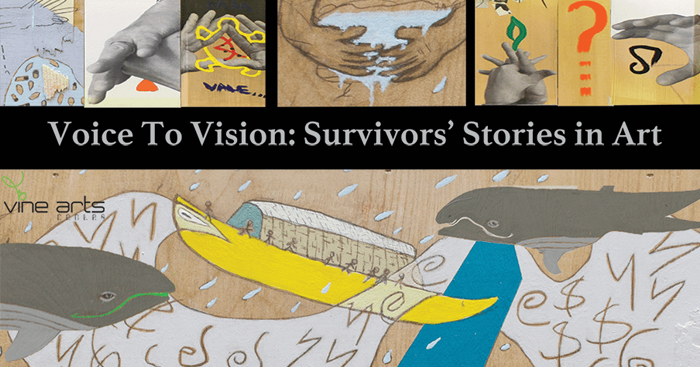 Voice To Vision: Resilience and Resistance