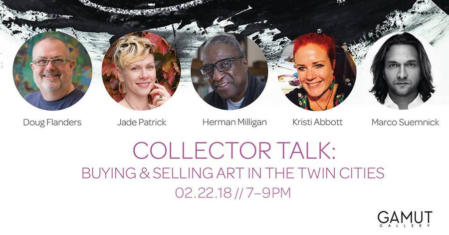Collector Talk: Buying & Selling Art in the Twin Cities
