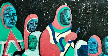 Galactic Primitivism