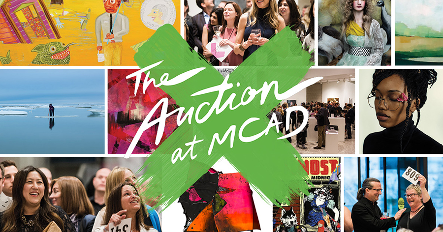 The Auction at MCAD