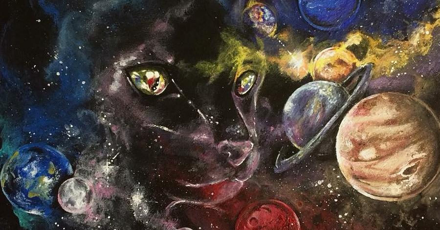 Fantastically Bizarre: Amina Harper's Work & World