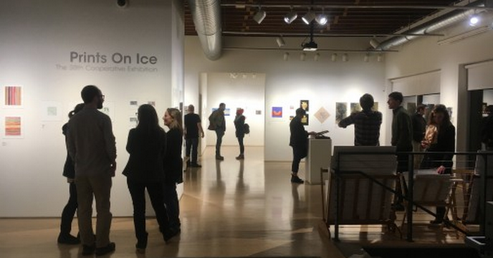 Prints on Ice: The 32nd Cooperative Exhibition