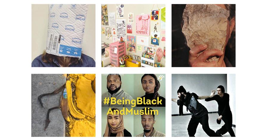 Instagram and the Artist's Studio