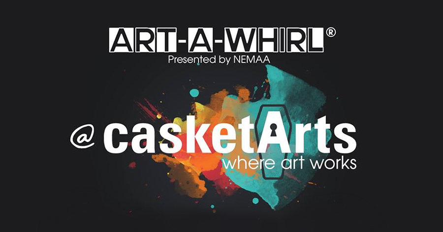 Casket Arts, Art-A-Whirl® Weekend