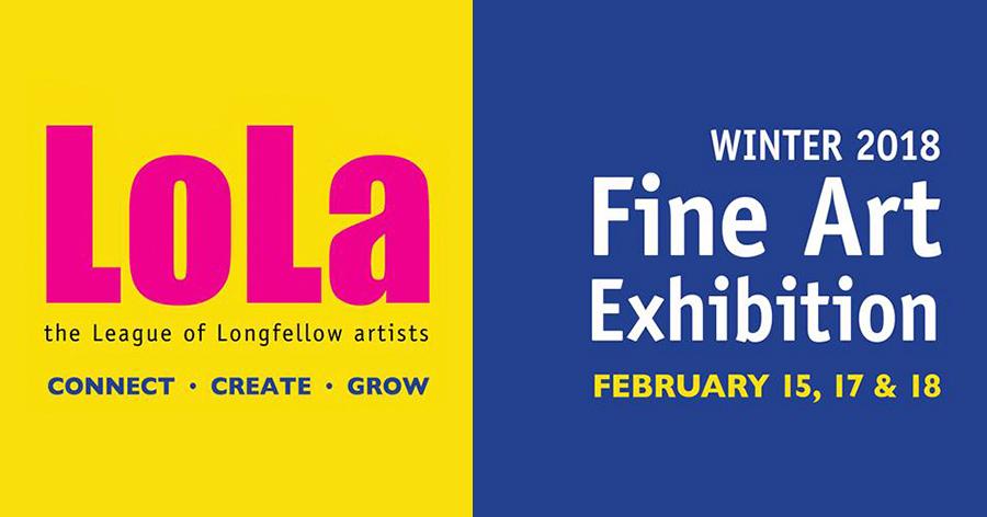 2018 LoLa Winter Fine Art Exhibit