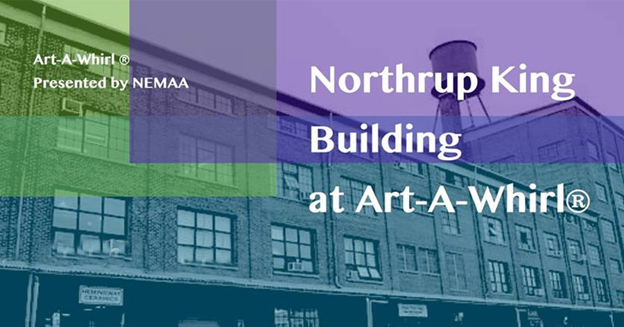 Northrup King Building at Art-A-Whirl®