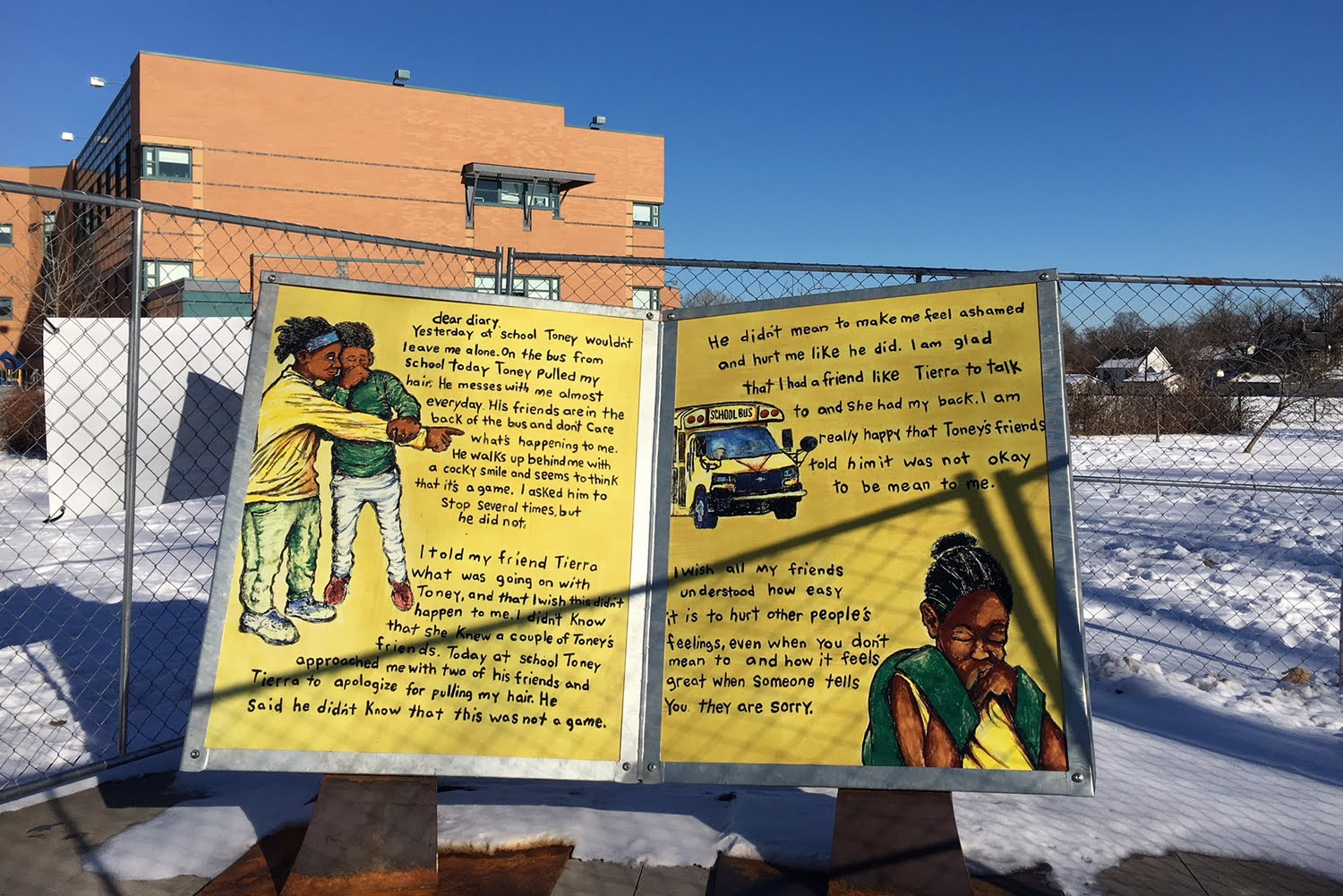 Pride in the North Side: New public art projects unveiled