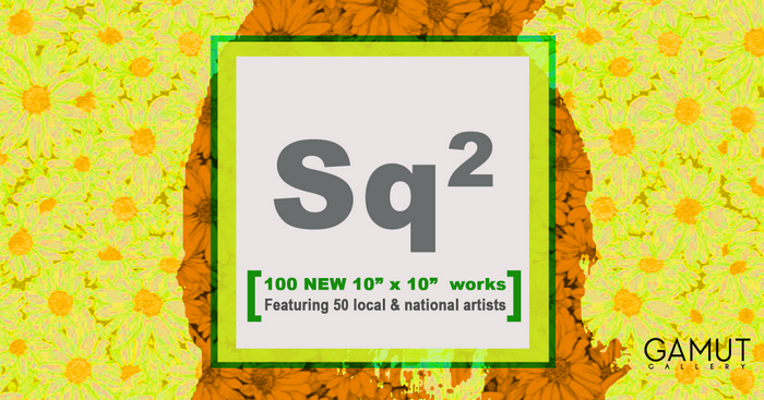 Sq2 (Squared): 100 New Works Each 10x10