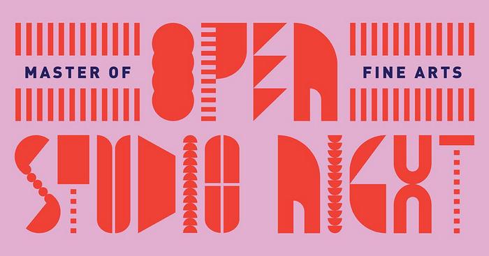MCAD MFA Open Studio Night 2017