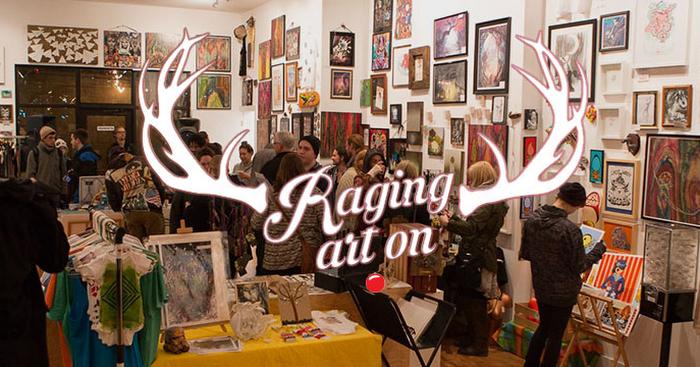 Raging Art On 2017