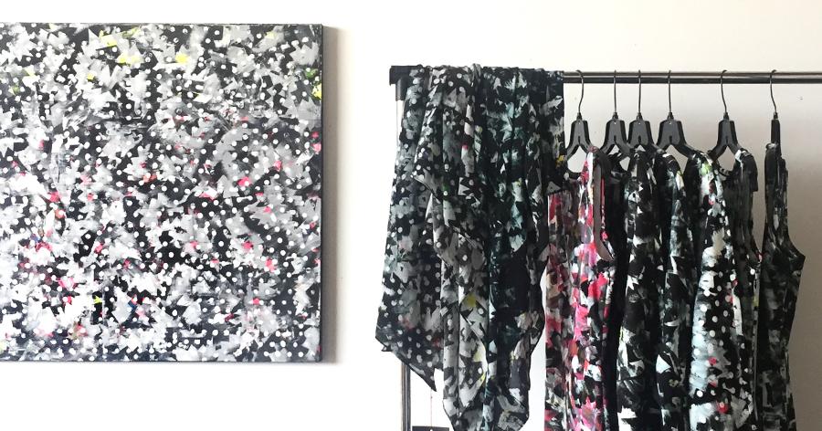 When Art Meets Fashion, Women #WearTheGallery