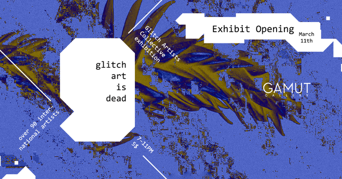 Glitch Art is Dead