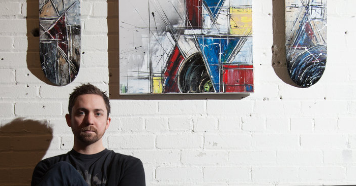 Artist, Educator, Entrepreneur: an interview with Mark Rivard