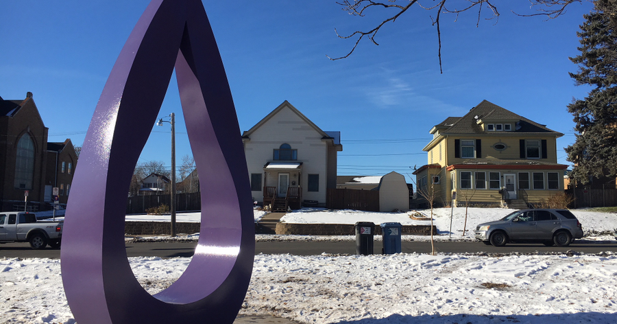 Pride in the North Side: New public art projects unveiled along 26th Ave N