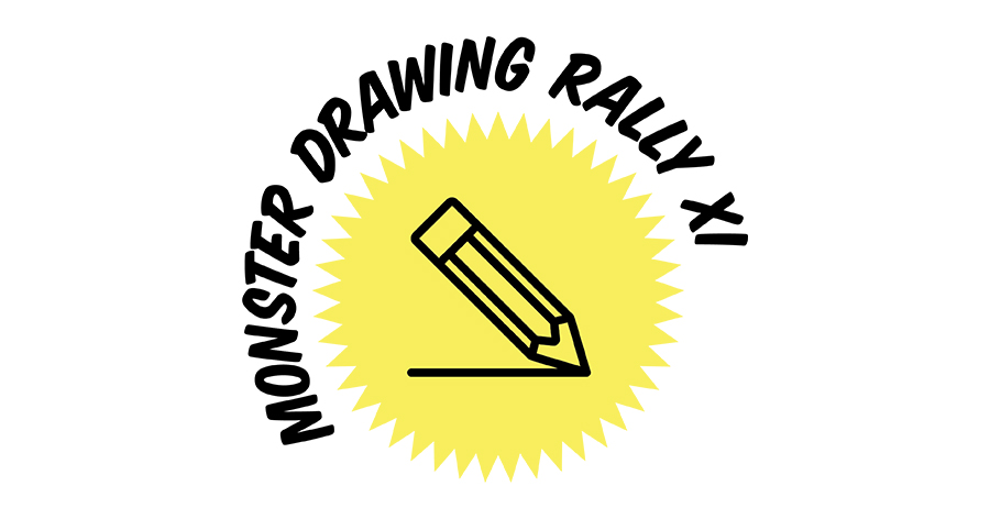 Monster Drawing Rally XI