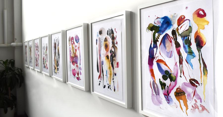 Art at the Hive  /  Suyao Tian