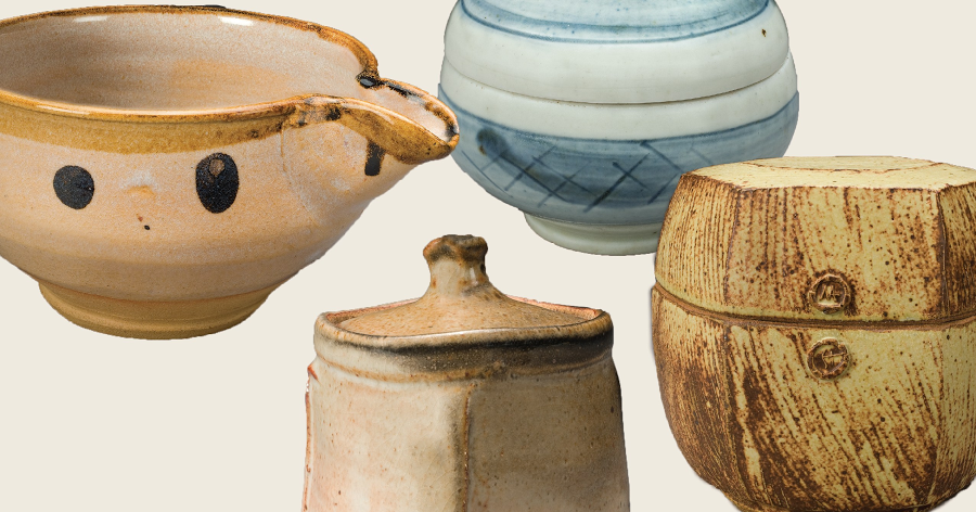 The Persistence of Mingei: Influence through Four Generations of Ceramic Artists