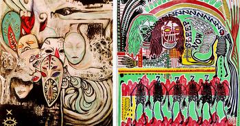 Like-Minded Follies Pop Up Art Show