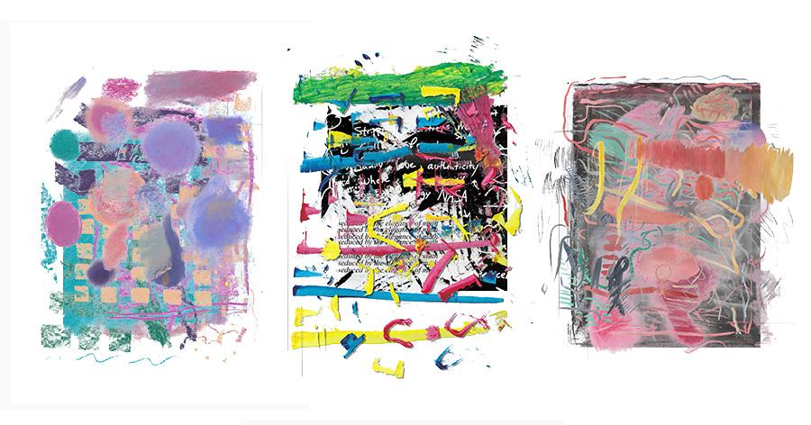 Physical Digital Bourgeoisie Street Art & Poetry