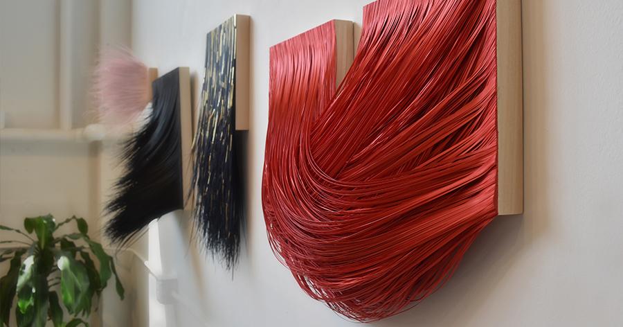 Art at the Hive  /  Kim Heidkamp