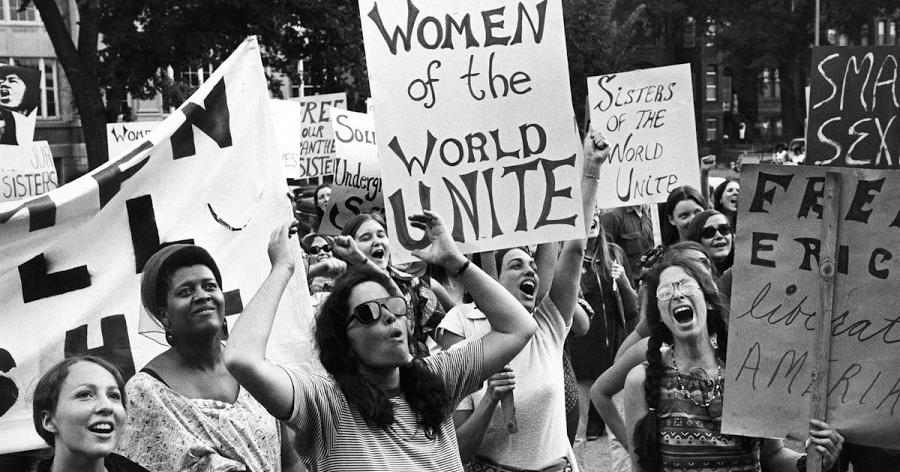 An Art Gallery of Women's Untold Stories