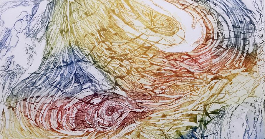 Prints on Ice 2018