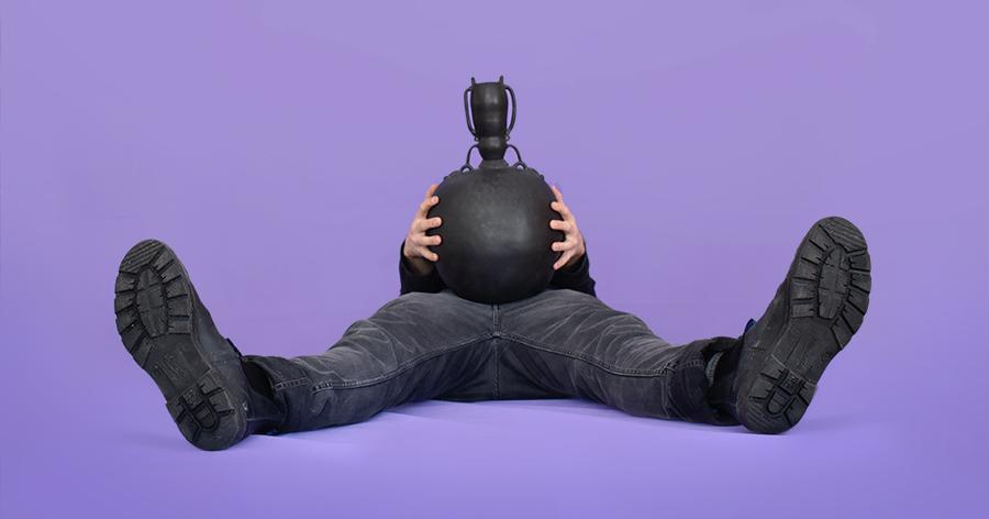 "Peter Ronan: Liberating Clay From ""Craft Shame"""