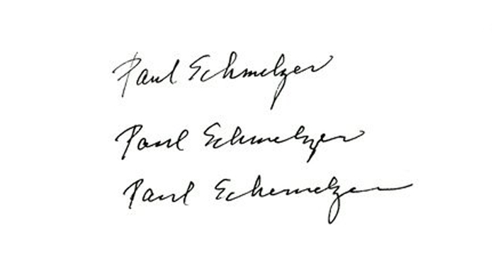 Paul Schmelzer: Signifier, Signed