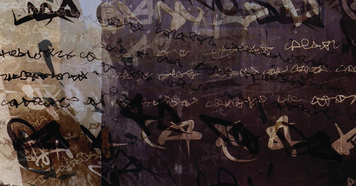 Asemic Writing: Offline & In the Gallery