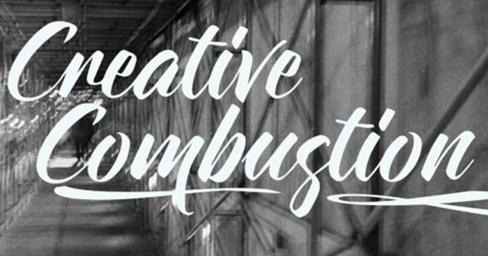 Creative Combustion - Exhibition & Book Release