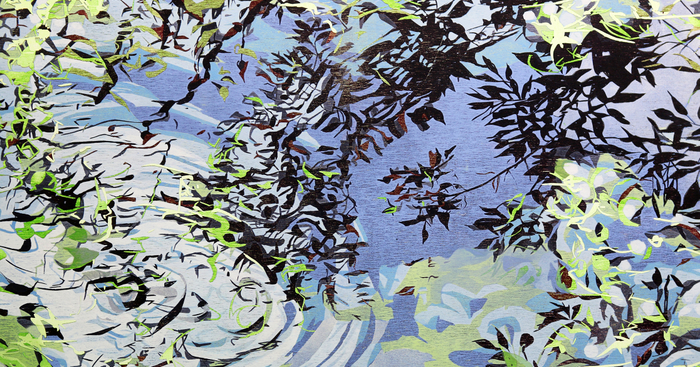 Jean Gumpper: Swirling Currents
