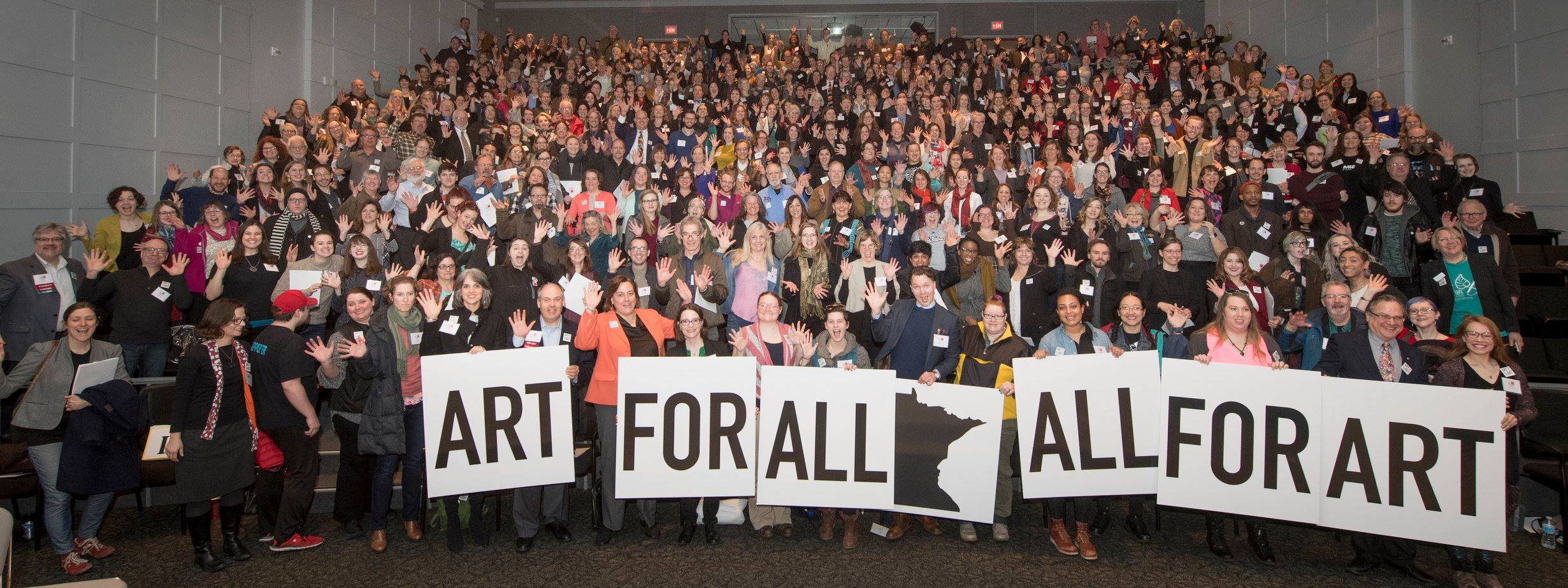 Reflections on Arts Advocacy Day