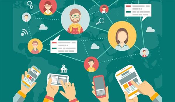 Millennial thường chia sẻ những thương hiệu mà họ phát hiện trên mạng xã hội.