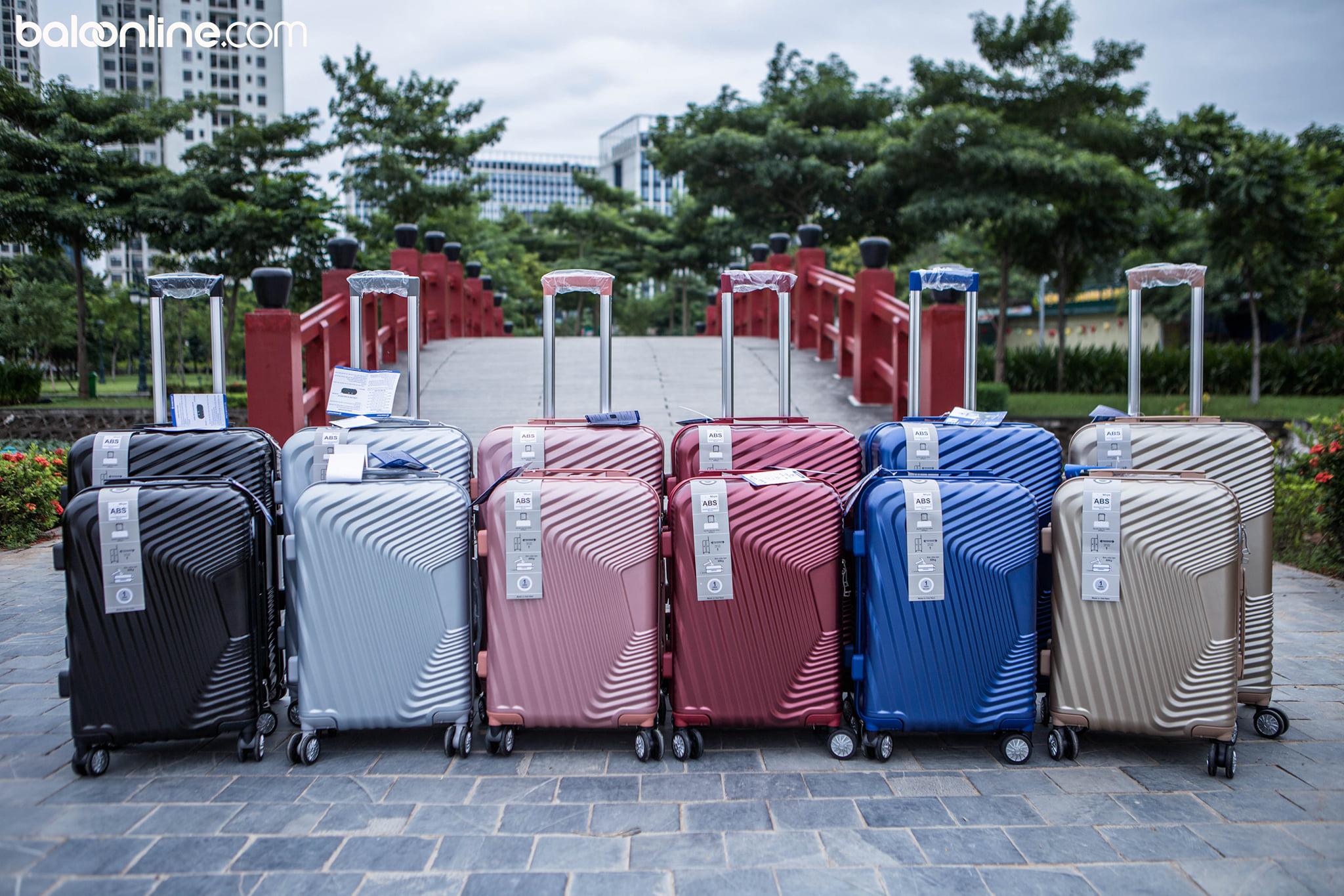 Top vali kéo giá rẻ bền đẹp - 1