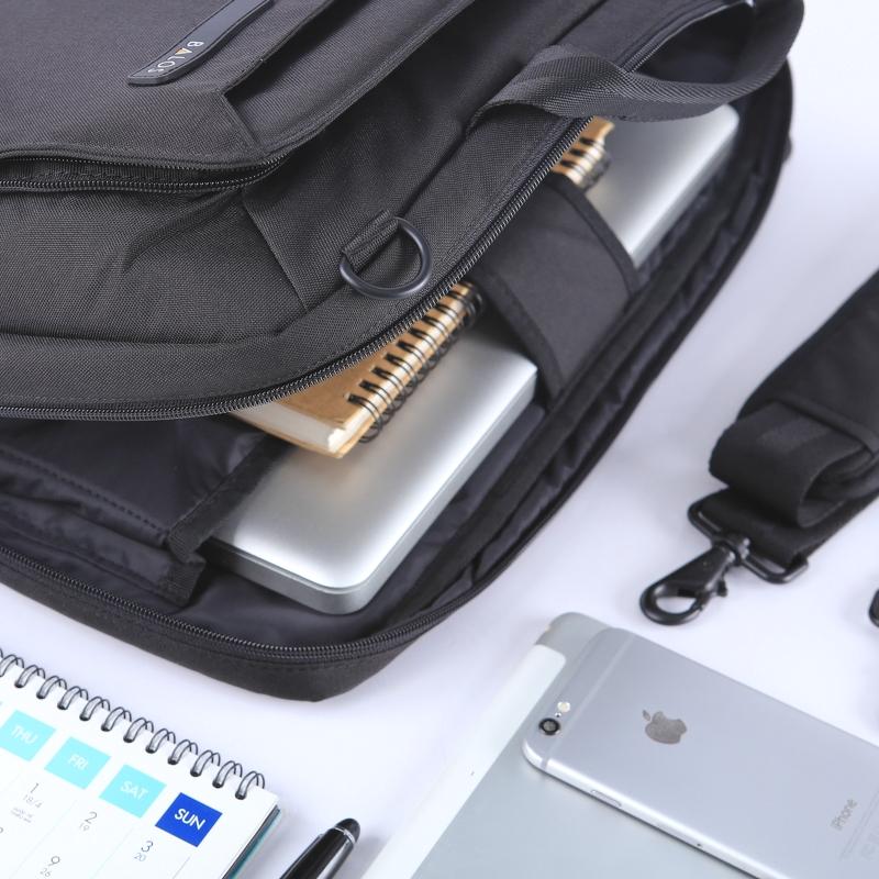 Cặp laptop Balos Alpha 1 loại 15.6 inch 2