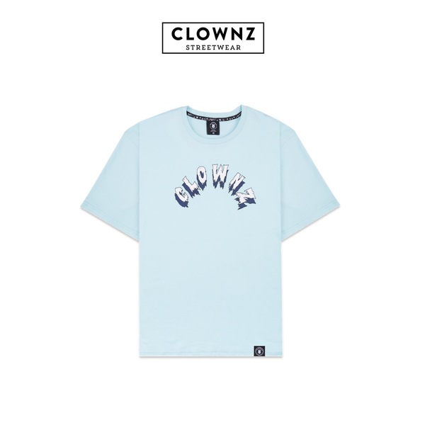 T-shirt Oversized ClownZ Mint