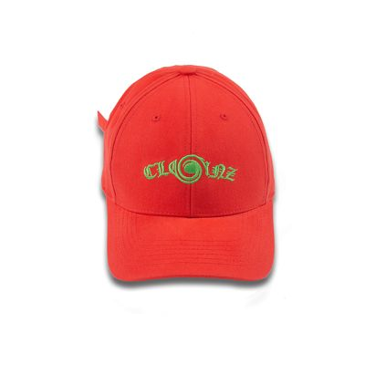 ClownZ Eddy Letter Cap Orange