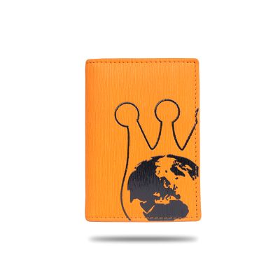 WorldZ Wallet - Orange