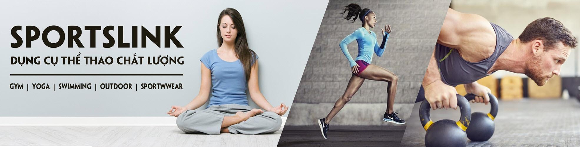 Dụng cụ yoga Sportslink