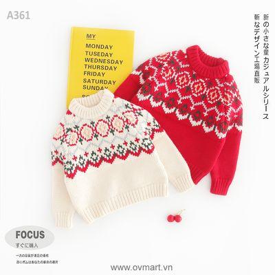 A361-Áo Len Bé Noel