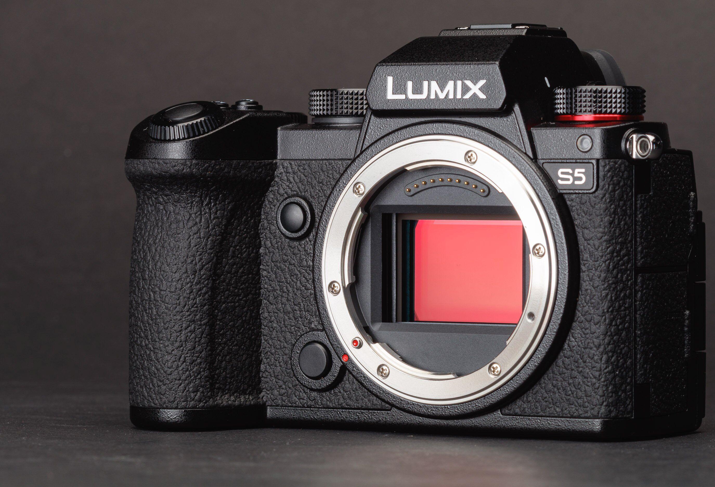 Panasonic Lumix DC-S5 - Cảm biến 24.2MP