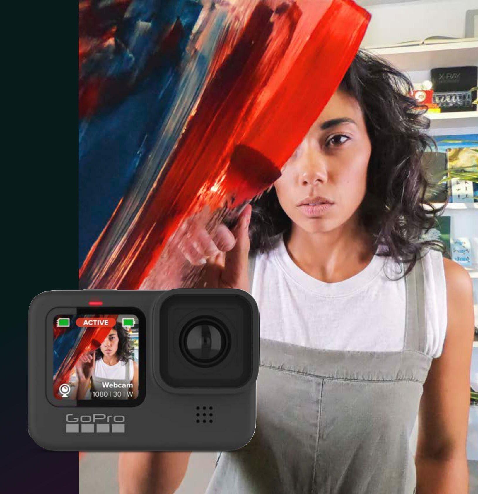 GoPro Hero 9 - Chế độ Webcam