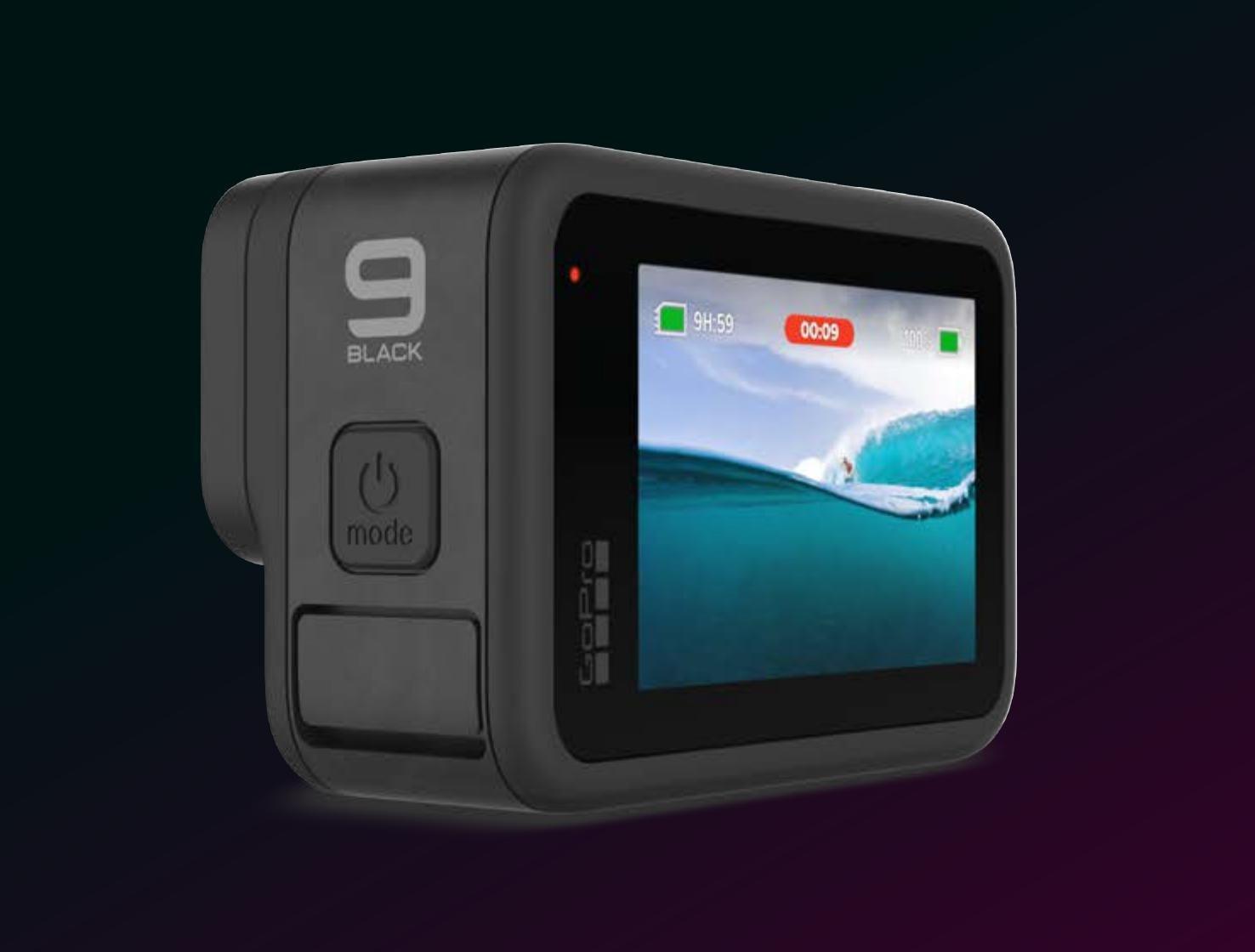 GoPro Hero 9 - Cảm biến 23.6MP