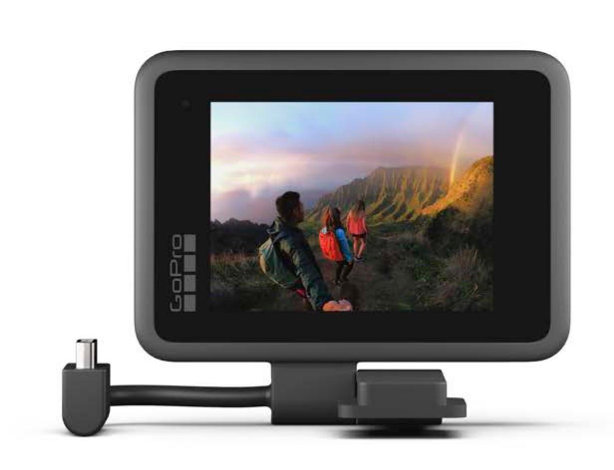 GoPro Hero 9 - Display Mod