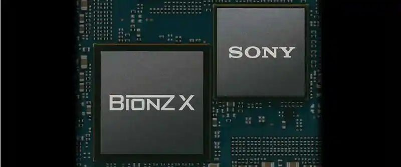 Bộ xử lý BIONZ X của Sony ZV-E10