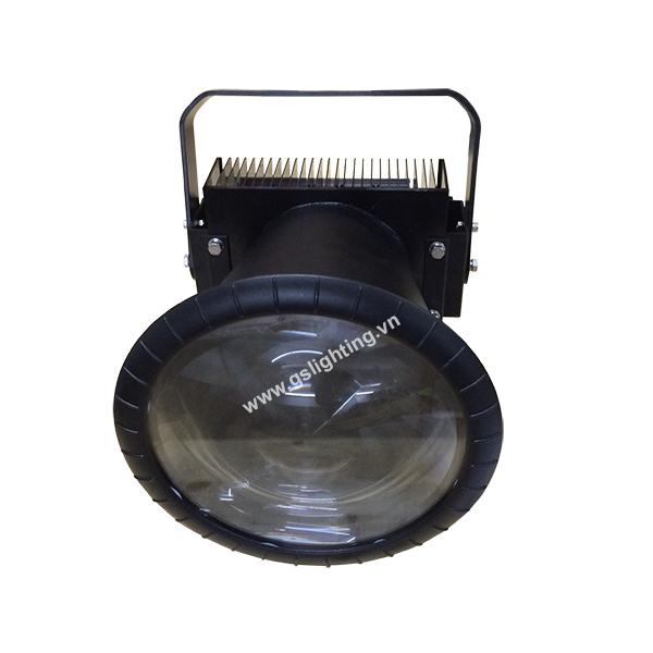 Đèn Pha LED Rọi Xa Công Suất 100W GSRX100 GS Lighting, Đèn Chiếu Sáng Tàu Cá, Chòi Canh, Tòa Nhà Cao Tầng...